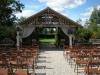 Maidens Barn outdoor weddings in Essex